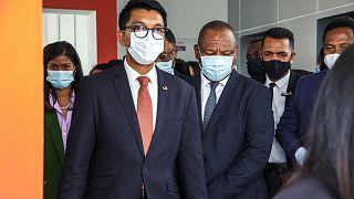 Madagascar : le président Andry Rajoelina suspend ses ministres