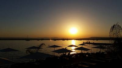 Syracuse, Sicily, which recorded the hottest temperature in European history yesterday.