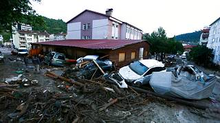 Turkey Floods