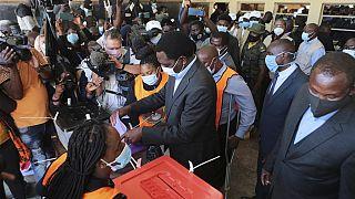 Zambie : l'opposant Hakainde Hichilema préoccupé par le processus de vote