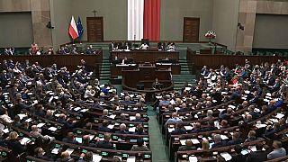 Harsche Kritik am neuen polnischen Mediengesetz