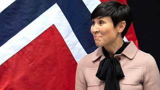 Ine Marie Eriksen Soreide norvég külügyminiszter