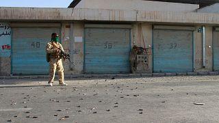 نیروی امنیتی افغانستان در هرات
