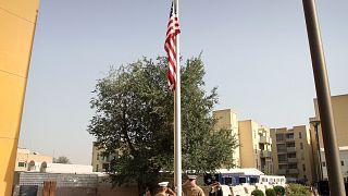 ABD'nin Kabil Büyükelçiliği