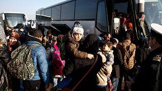AB ülkelerine gelen düzensiz göçmenler