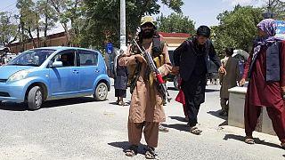 A tálibok kezén Kandahár is, a főváros Kabul lehet a következő