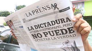 Jornal da Nicarágua suspende edição impressa