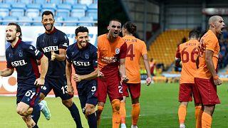 UEFA Avrupa Konferans Ligi: Galatasaray, Trabzonspor ve Sivasspor bir üst tura çıktı