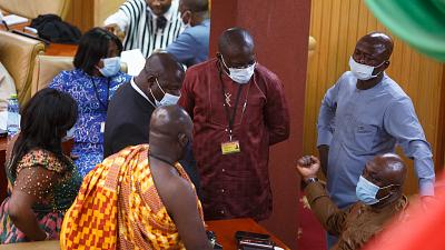 UN Human Rights Council opposes Ghana's anti-gay bill