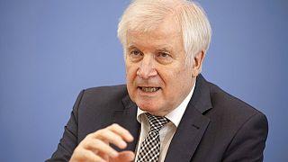 Horst Seehofer német szövetségi belügyminiszter