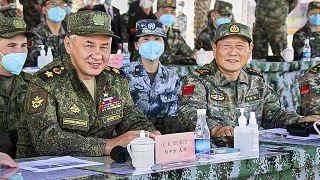 China e Rússia concluem exercícios militares conjuntos