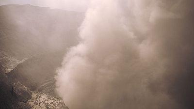 RDC : le sel du volcan est interdit à la consommation