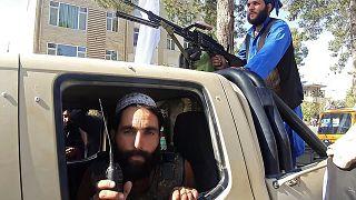 شاهد: حركة طالبان على مشارف كابول