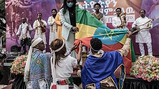 Ethiopian performing artists heed call to back war effort
