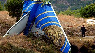 Cyprus Helios Crash