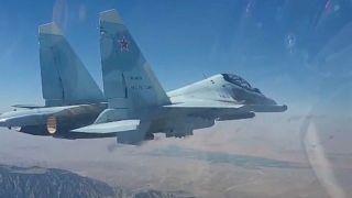 Maniobras militares conjuntas de China y Rusia
