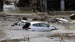 Törökország: a tűzvész után most az árvíz pusztít
