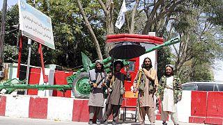 Новое продвижение талибов в Афганистане
