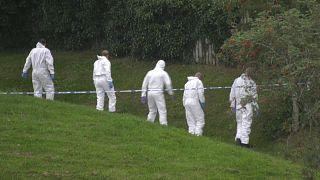 Spurensuche nach Fünffachmord in Plymouth
