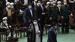 ابراهیم رئيسی در مجلس شورای اسلامی