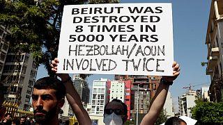 بحران اقتصادی و ناکارآمدی سیاسی در لبنان، خشم عمومی را برانگیخته است