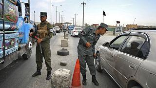 تصاویری از تشدید حضور نیروهای امنیتی در کابل همزمان با پیشروی طالبان