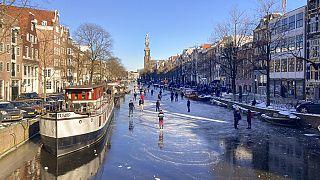 العاصمة أمستردام - هولندا