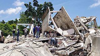 Nouveau bilan du séisme en Haïti : au moins 227 morts (protection civile)