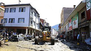 Inondations en Turquie : le bilan humain s'alourdit