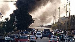 انفجار در لبنان