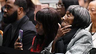 Ghana welcomes survivors of 1921 Tulsa race massacre