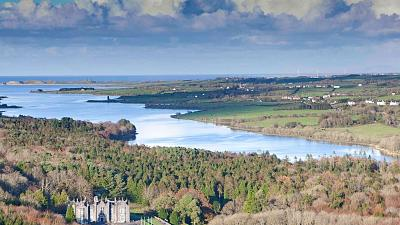Belleek Castle, County Mayo