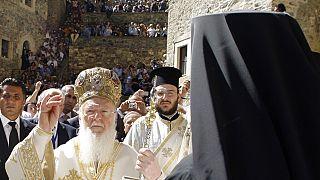 Célébration du 15 août au Monastère de Sumela en Turquie