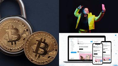 Poly Network robbed by crypto hackers, TikTok changes rules for teens and Twitter's new look.