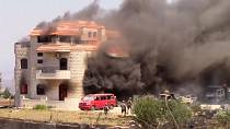 Mob attacks home of exploded warehouse owner in Lebanon