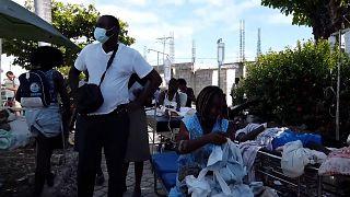 Sismo no Haiti atinge magnitude de 7,2 na escala de Richter