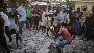Гаити нуждается в срочной помощи после землетрясения