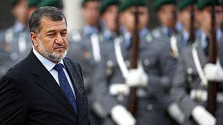 Afganistan Milli Savunma Bakanı General Bismillah Han Muhammedi.