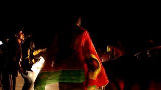 Les zambiens ont largement célébré la victoire de Hakainde Hichilema dimanche soir.