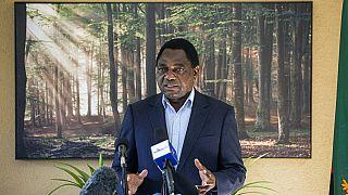 Le chef de l'opposition zambienne Hakainde Hichilema a remporté l'élection présidentielle