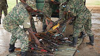 Ouganda :  désarmement des voleurs de bétail
