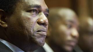 Hichilema takes Zambia's top job at sixth bid