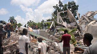 Haiti'de deprem: Ölenlerin sayısı 1297'ye yükseldi; yaklaşık 6 bin yaralı var