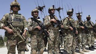 نیروهای ویژه ارتش افغانستان