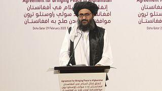 Il mullah Abdul Ghani Baradar, principale leader politico dei talebani