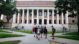 دانشکده حقوق دانشگاه هاروارد