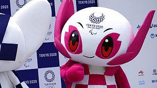 Μασκότ των Παραολυμπιακών Αγώνων του Τόκιο