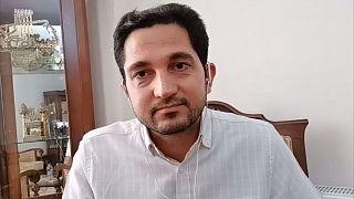 Mohammad Ali Samay, a BCE doktorjelöltje