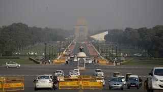 العاصمة الهندية، نيودلهي