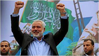 إسماعيل هنية، رئيس المكتب السياسي لحركة حماس
